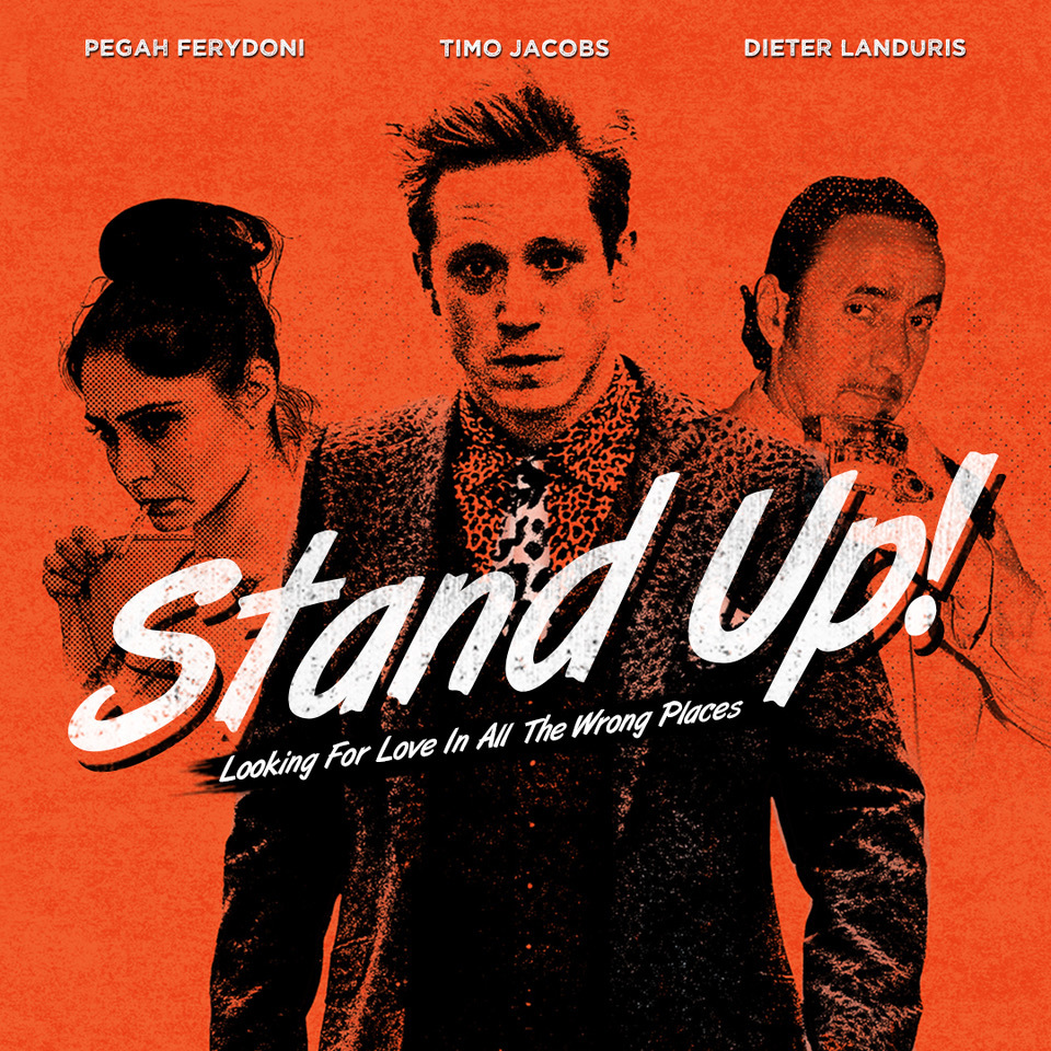Stand Up. Was bleibt wenn alles weg ist. ( 2021 by Timo Jacobs)